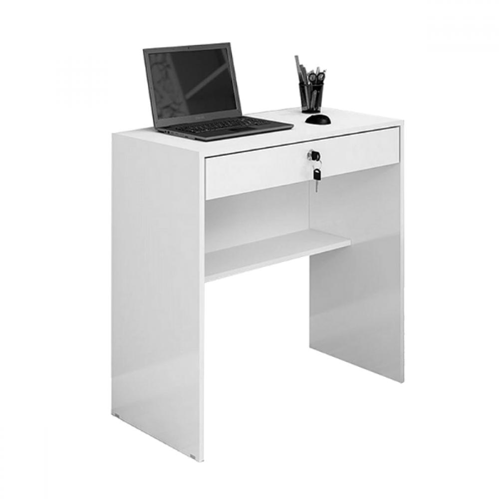 Escrivaninha Mesa Para Computador Andorinha Branco