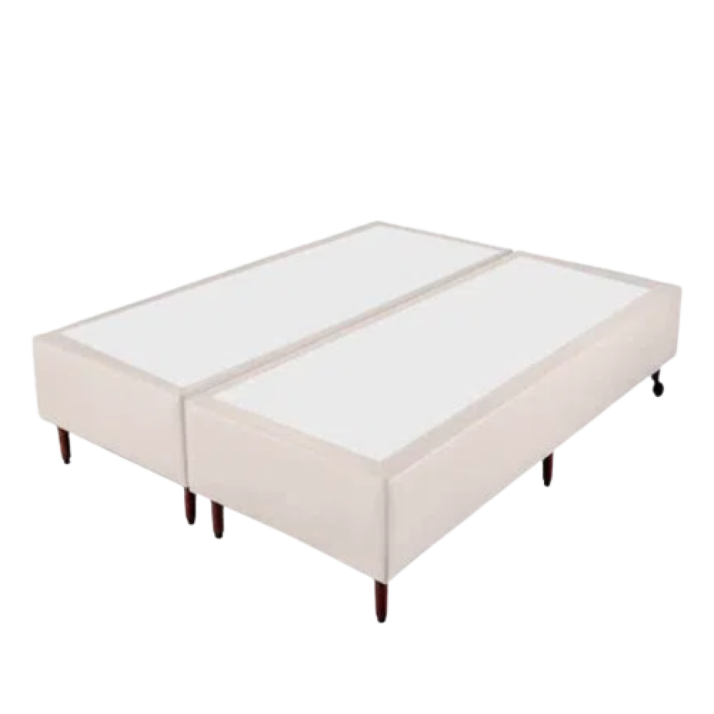 Cama Box Sommier Eco Queen PM13 158x198x24 Orthocrin