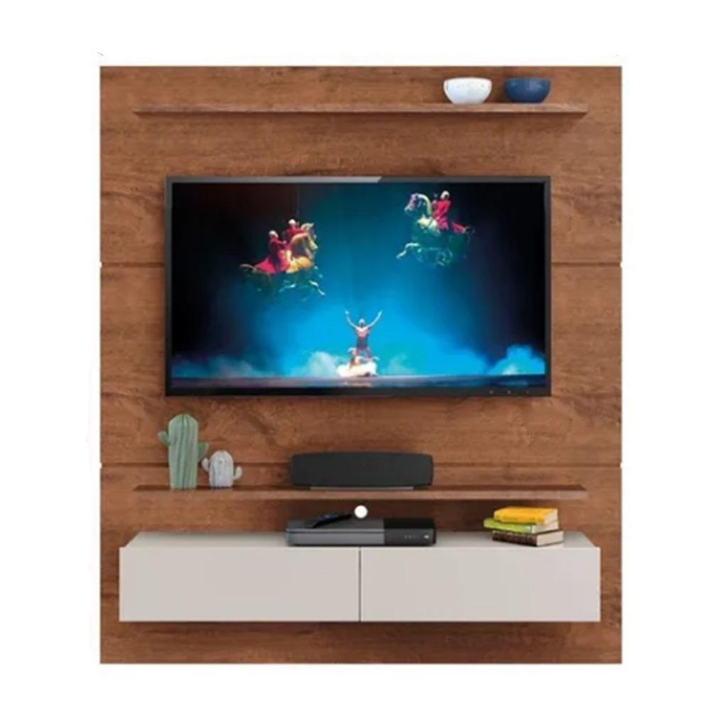 Painel Home Suspenso Para TV Até 60 Polegadas Fabuloso