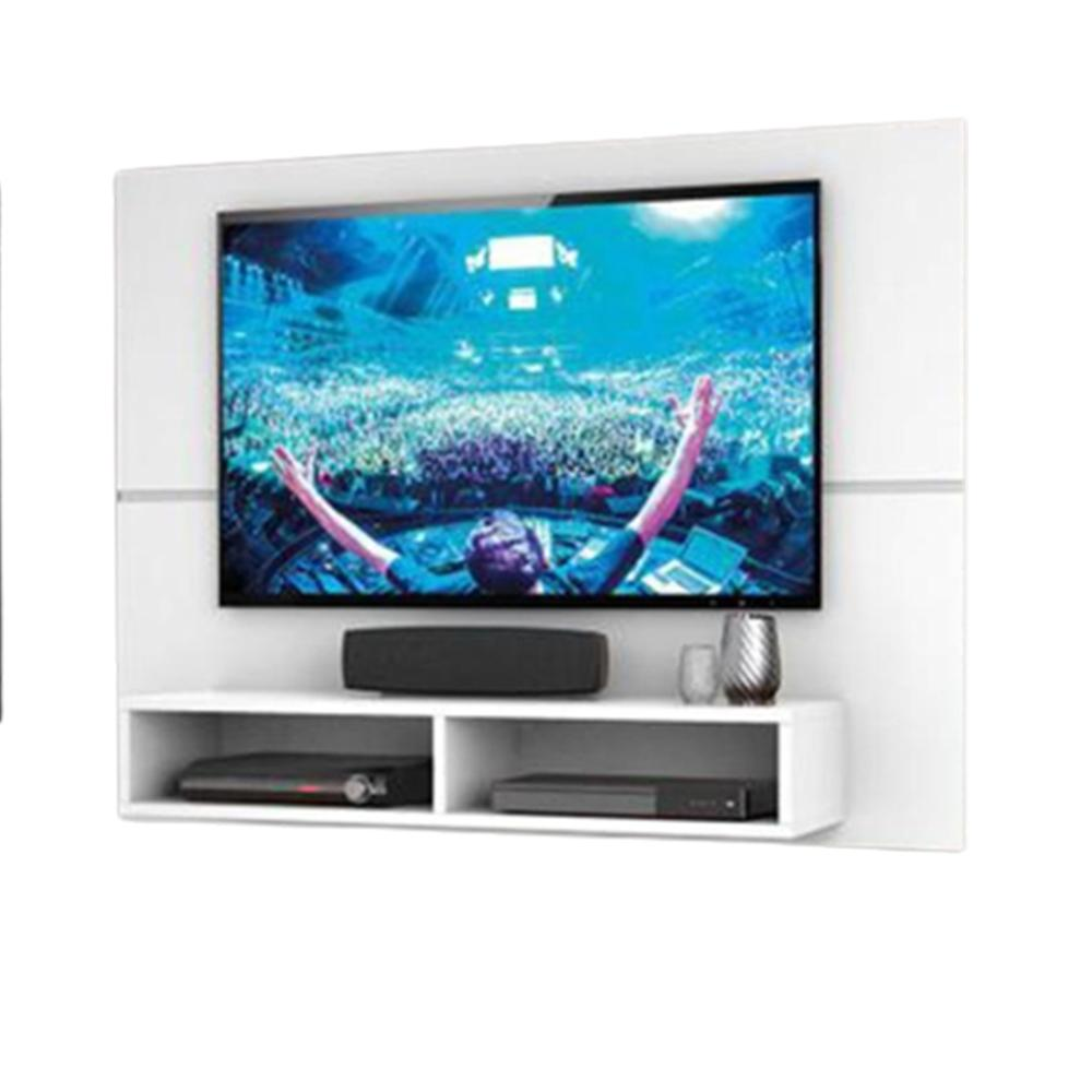 Painel Para Tv Até 49 Polegadas New Slim Branco